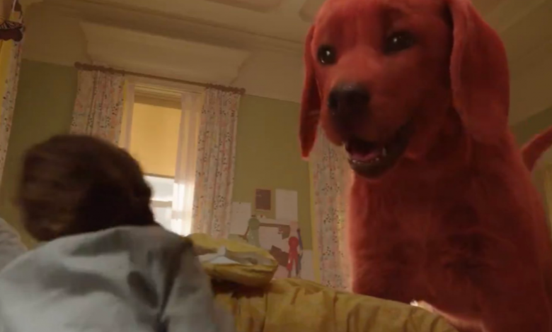 Clifford- Live action