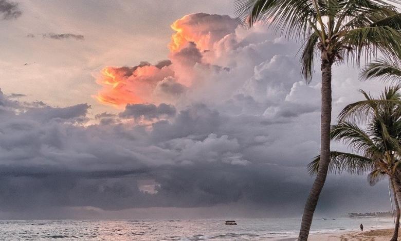 Playa y mar