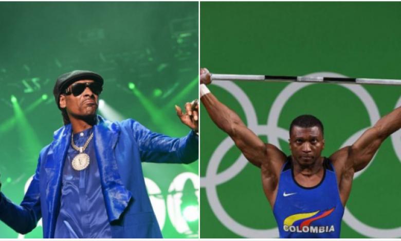 Snoop Dogg y Óscar Figueroa