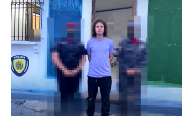 Luisito Comunica detenido en Venezuela