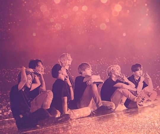 BTS, banda de K-Pop