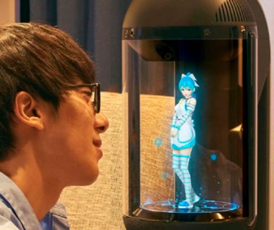 Esposa virtual está a la venta en Japón