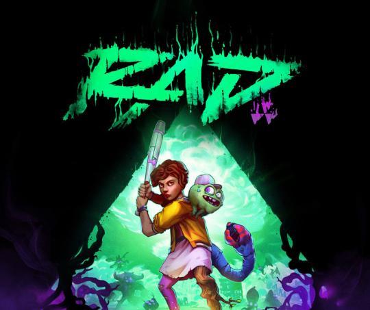 Rad, videojuego de Bandai Namco
