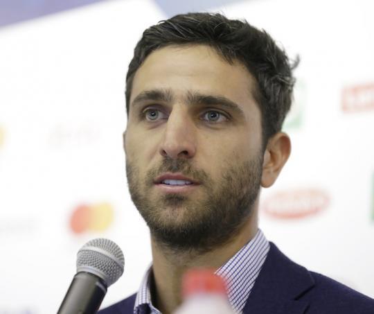 Robert Farah, tenista colombiano