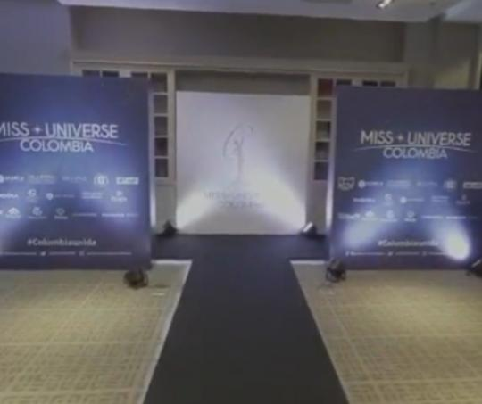 Castings de Miss Universe Colombia
