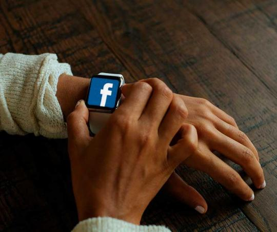 Smartwatch de Facebook
