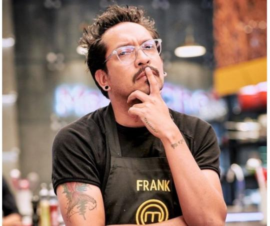 Frank Martínez, participante de MasterChef