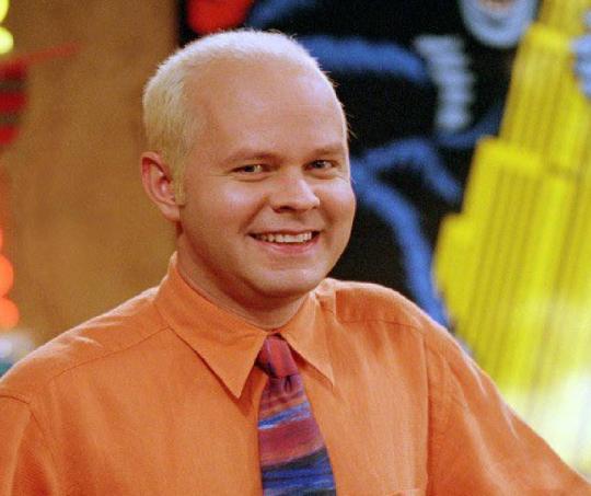 James Michael Tyler, actor de Friends