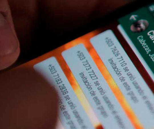 WhatsApp es la app más usada en el mundo.