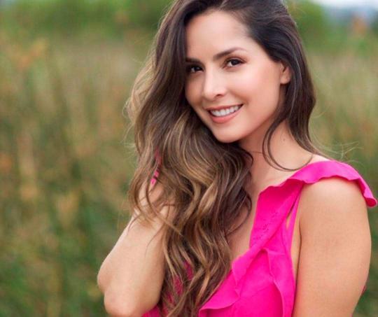 Carmen Villalobos es una actriz que ha triunfado en el exterior