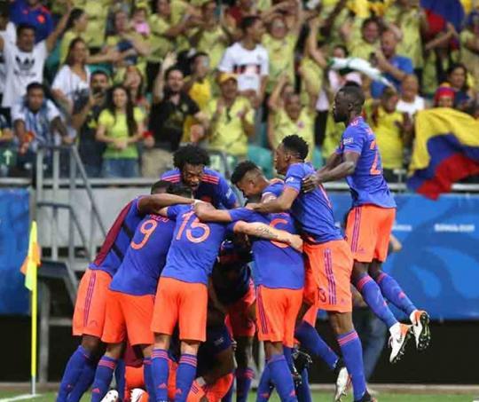 La Selección le ganó a Argentina 2-0