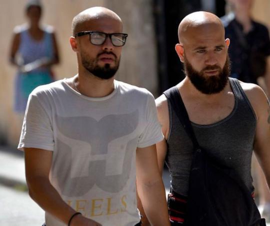 Tendencia de la barba en Cuba