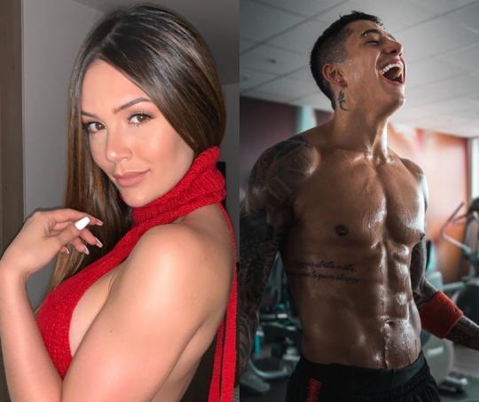 Lina Tejeiro y Andy Rivera se lanzan pullas en redes sociales