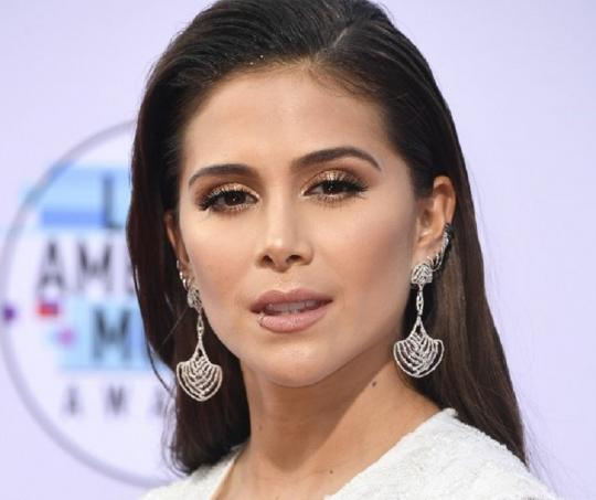 Greeicy Rendón en los Latin American Music Awards