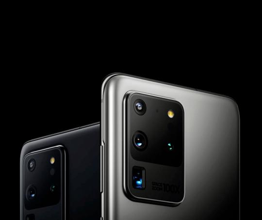Samsung Galaxy S20 Ultra, el buque insignia de la marca