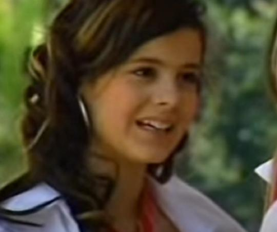 Allisson Lozz en Rebelde