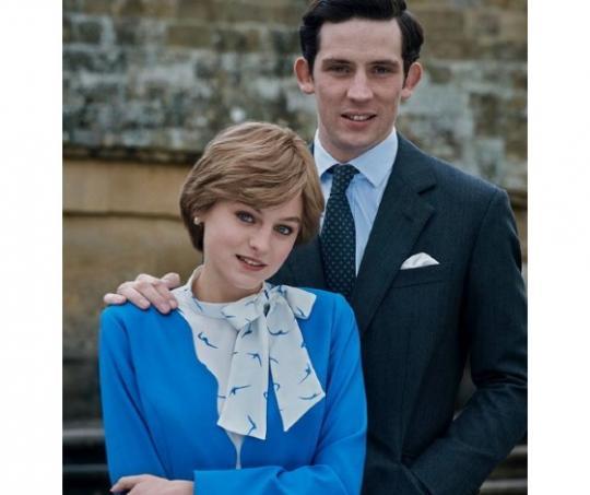 Piden aclarar que 'The Crown' es una serie de ficción