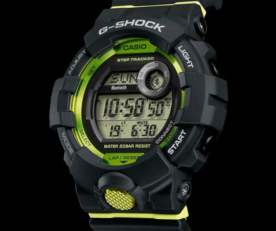 Reloj inteligente G Shock GBD-800