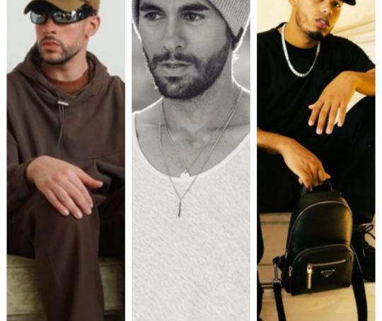 Bad Bunny, Enrique Iglesias y Mike Towers