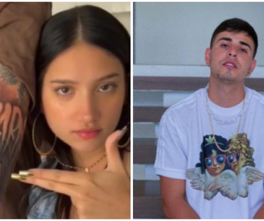Influencer colombiano se tatúa la cara de su novia: ella le terminó