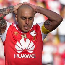 Omar Pérez, jugador argentino