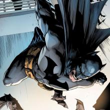 Batman uno de los heroes más importantes de DC