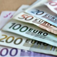 Fajo de euros