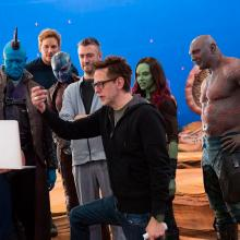James Gunn vuelve a estar en Guardianes de la Galaxia. vol. 3