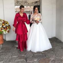 Lorna Cepeda y Daniela Paz