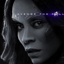 La actriz sorprendió a sus seguidores con un curioso video en el set de Avengers