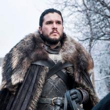 John Snow es uno de los personajes más importantes de Game of Thrones