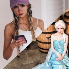 Sarah Ingle quiere ser una princesa de Disney