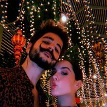 Evaluna y Camilo Echeverry son muy populares en redes