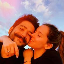 Evaluna Montaner y Camilo Echeverry