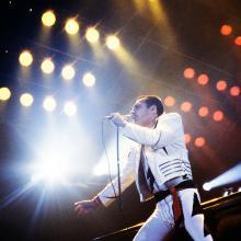 Fredie Mercury fue el vocalista de Queen