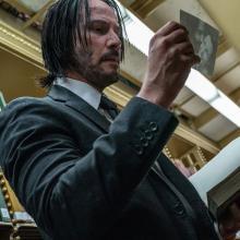 Jhon Wick es interpretado por Keanu Reeves