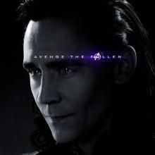 Loki es interpretado por Tom Hiddleston