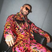 Maluma es un icono de la moda