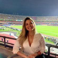 Melissa Martínez fue atacada en Twitter