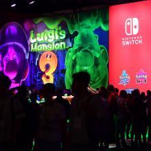 Stand de Nintendo en el E3