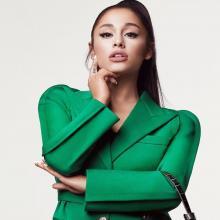 Las imágenes de la campaña de Ariana Grande con Givenchy