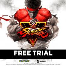 Street Fighter V será gratuito por unos días