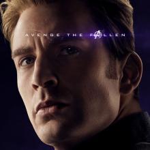 Chris Evans ha interpretado al Capitán América por más de 10 años