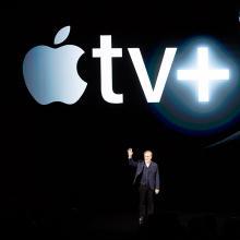 Apple TV+, el nuevo servicio de la marca