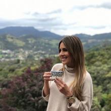 Carolina Soto, presentadora e influenciadora en redes sociales.