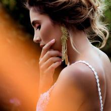 Daniela Ospina, empresaria y modelo