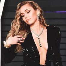 Miley Cyrus es juez de la Voz