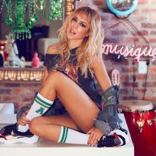 Natalia Paris, modelo y DJ