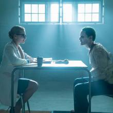 Harley Quinn y Joker en escena del 'Escuadron Suicida'
