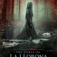 Póster maldición de La Llorona